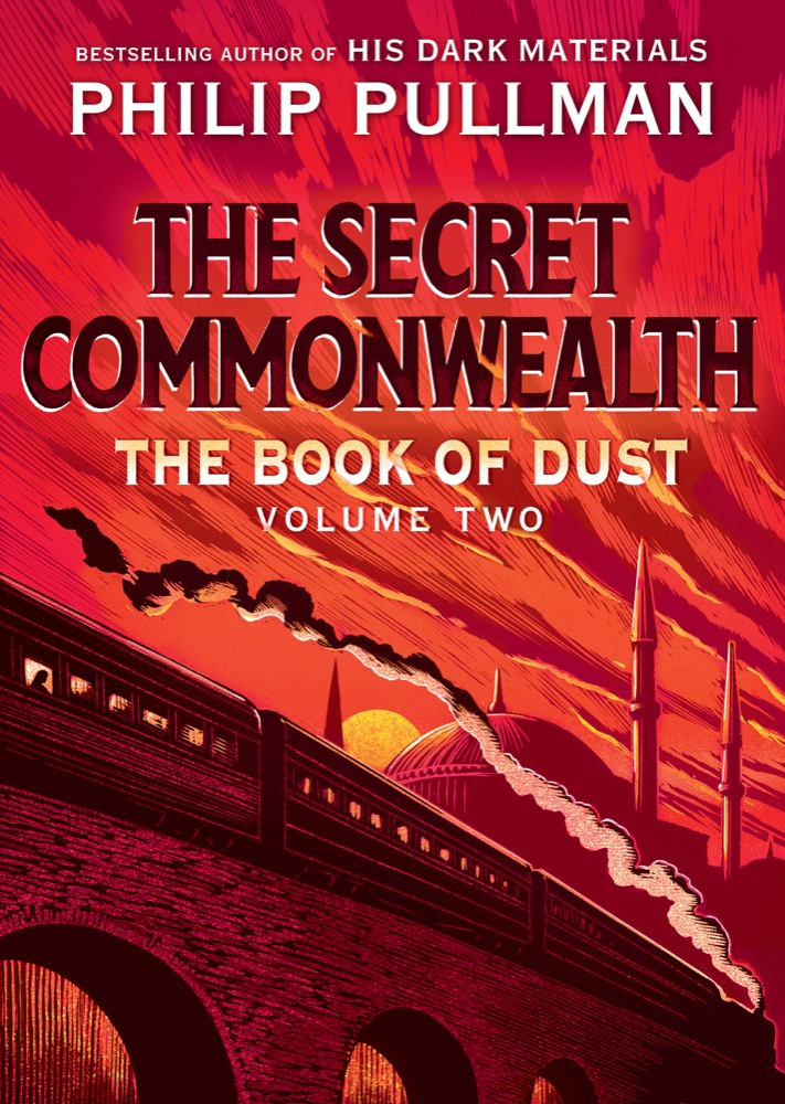 THE SECRET COMMONWEALTH (THE BOOK OF DUST, VOL. 2)