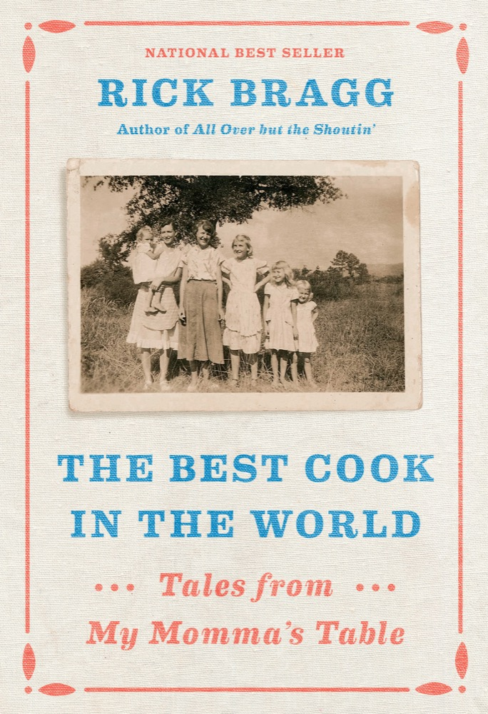 NONFICTION | THE BEST COOK IN THE WORLD