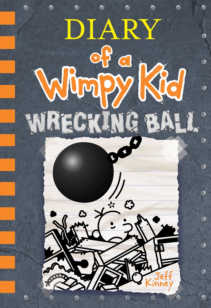 WRECKING BALL (DIARY  OF A WIMPY KID, BOOK 14)