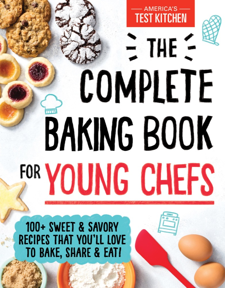 THE COMPLETE BOOK OF BAKING FOR YOUNG CHEFS
